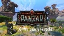 Panzar - Je suis dans une roche par erreur à cause d'un tank | Glitch, drôle, bug, erreur