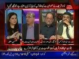 Tonight With Jasmeen - 28 April 2014 - (Hamid Mir Par Qatilana Hamla.Mulki idarao Ko Har Haal Ta..