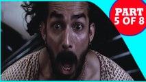 Vikramarkudu | Telugu Film Part 5 of 8 | Ravi Teja, Anushka Shetty, Ajay