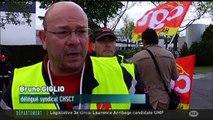 Grève chez Securitas: Interview de deux grévistes (Toulouse)