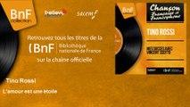 Tino Rossi - L'amour est une étoile - feat. Orchestre P. Chagnon