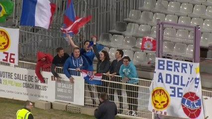 Istres - Châteauroux : Résumé du match