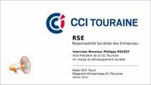 RSE Responsabilité Sociétale des Entreprises - Interview de Philippe ROUSSY - Radio RCF