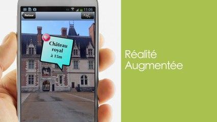 Visit'Blois : Blois sur votre smartphone !