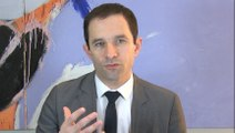 [ARCHIVE] École numérique : Benoît Hamon participe au Mooc eFAN