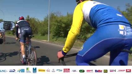 Parcours des Championnats de France de Cyclisme sur Route