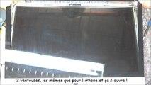 iMac 2009 27 pouces remontage dépose de la vitre