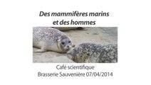 Des mammifères marins et des hommes