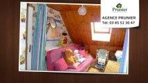 A vendre - maison - Autun (71400) - 4 pièces - 91m²