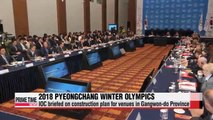 PyeongChang Olympics IOC delegation to inspect potential sites and venues
