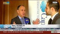 Capgemini: croissance de 2,3% du chiffre d'affaires au 1er trimestre 2014: Paul Hermelin, dans Intégrale Bourse – 29/04