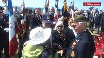 Pointe Saint-Mathieu. Hommage aux marins canadiens disparus