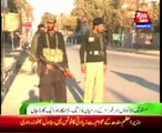 Mustang 5 official and a guard were killed in firing between dacoits and security forces