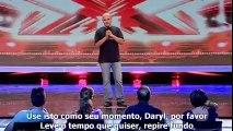 Daryl Markham Emotional The X Factor UK Audition