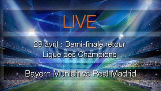 Bayern Real Live Stream Free