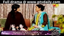 Shab-e-Zindagi Episode 14  on Hum Tv 29th April 2014