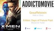 X-Men: Days of Future Past - Wolverine Trailer Music #1 (Gesaffelstein - Hate or Glory)