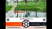 Rando des Déraillés 2014 - VTT Briollay