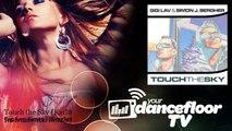 Gigi Lav, Simon J. Bergher - Touch the Sky - Karl8 Instrumental Remix