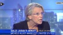 Européennes 2014 : le sacrifice financier de Michèle Alliot-Marie