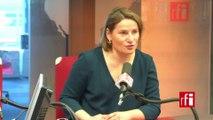 Valérie Rabault : «Effectivement, il y a un message très fort…»
