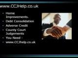 Loans Mortgages CCJs Removal Debt Help