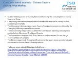 JSB Market Research - Consumer Trends Analysis Chinese Savory Snacks Food Market