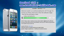 HowTo ios 7 1 jailbreak iPhone, iPod Touch, iPad Air, Apple