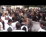 Maliye Bakanlığı önünde zincirli eylem: 17 gözaltı