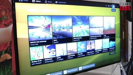Sony'nin 2014 model 4K TV'leri videomuzda