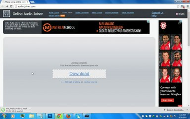 How to Join Multiple Audio Files | Free Audio Joiner Online | Audio Joiner  Software