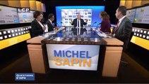 Questions d'info : Michel Sapin, ministre des Finances et des Comptes publics