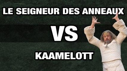 Le Seigneur des Anneaux VS Kaamelott - Le Defi de Merlin - WTM
