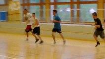 séance physique boxe1