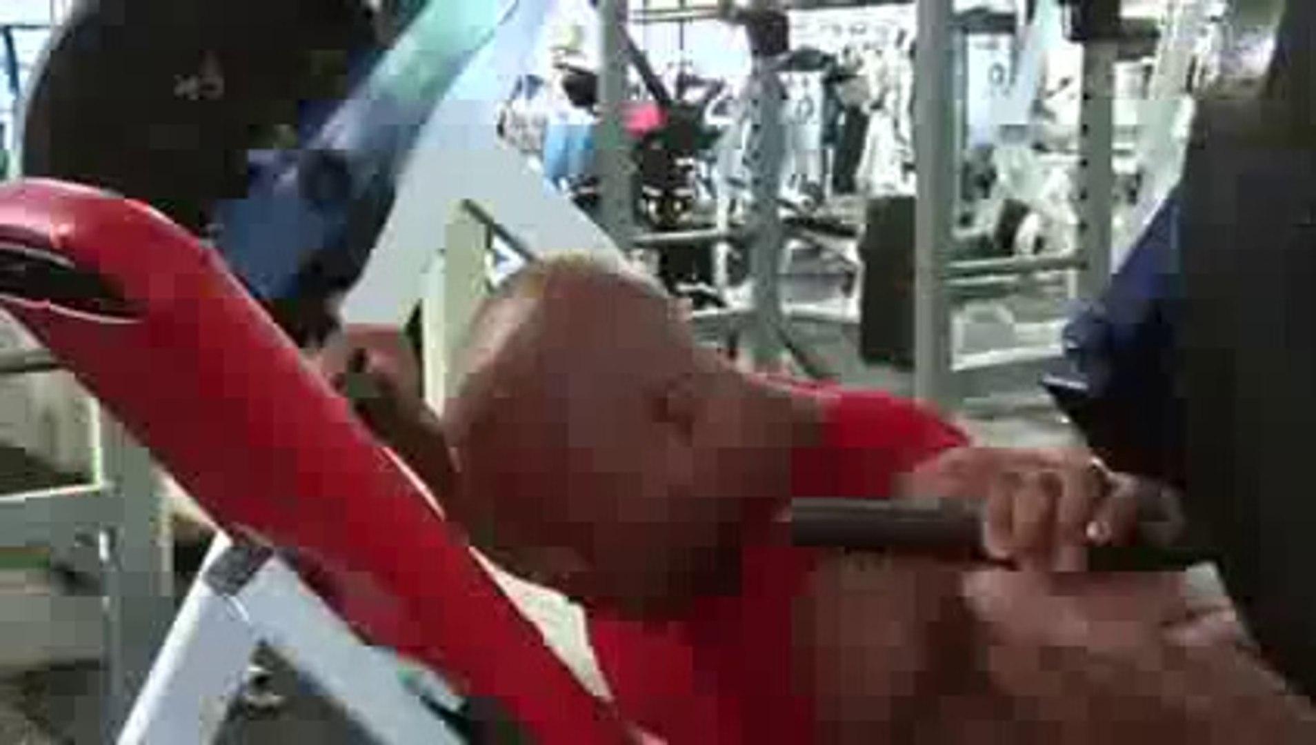 Phil Heath motivational video..