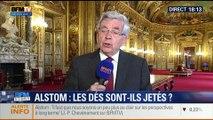 """BFM Story: Rachat d'Alstom: General Electric va-t-il acquérir la branche """"énergie"""" du fleuron industriel français ? - 30/04"""
