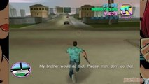 Grand Theft Auto Vice City Remaster with GTA IV Physics and Ragdoll