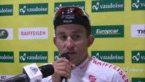 Michal Kwiatkowski, leader du Tour de Romandie 2014 - 1e étape