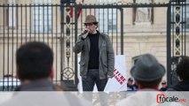 Manifestation des collectifs de précaires, chômeurs, intermittents et intérimaires à Dijon