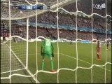 هدف تشيلسي في شباك اتليتكو مدريد - نصف نهائي أبطال أوروبا 2014