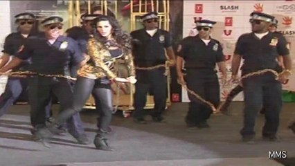 Ragini MMS 2 Movie   Sunny Leone   Dirty Dance   on Stage Live Performance