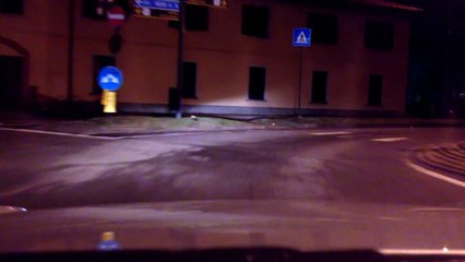 Road by Night - Go to Home
