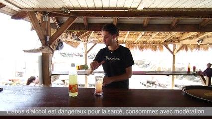 Le Cocktail Martizik Schweppes 2014