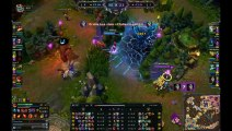 LOL FUN - Cheater spotted on league of legends with Annie