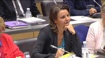 Mme Ségolène Royal, ministre de l'écologie  - Mercredi 30 Avril 2014