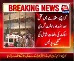 Karachi: Frontier Colony madrassa blast, case filled against unknown person