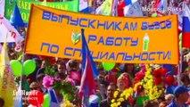 Dans le monde entier, des milliers de travailleurs défilent le 1er mai