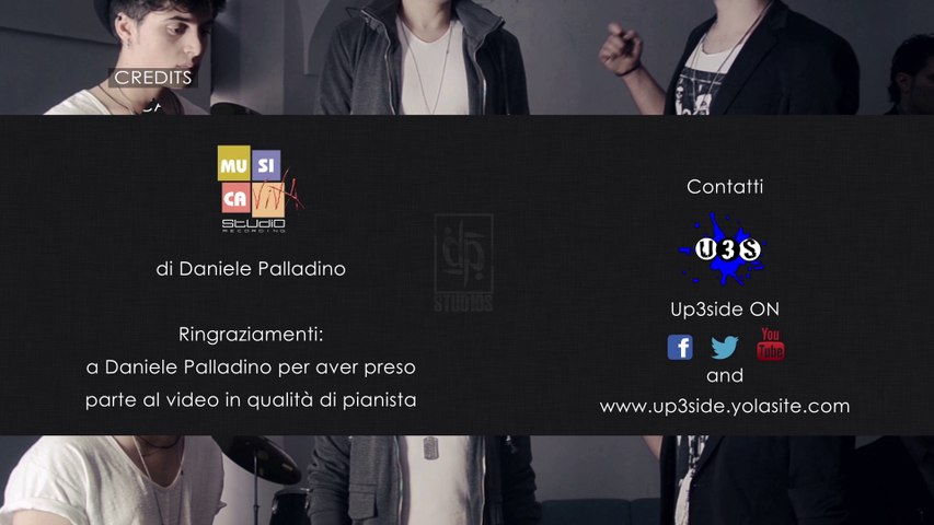 Up3Side - Unico addio OFFICIAL VIDEO
