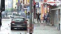 Polis Beşiktaş'ta Eylemcilere Müdahale Etti