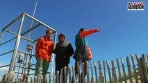 Plouharnel: Les freres Cloarec  rois du surf - Bretagne Télé